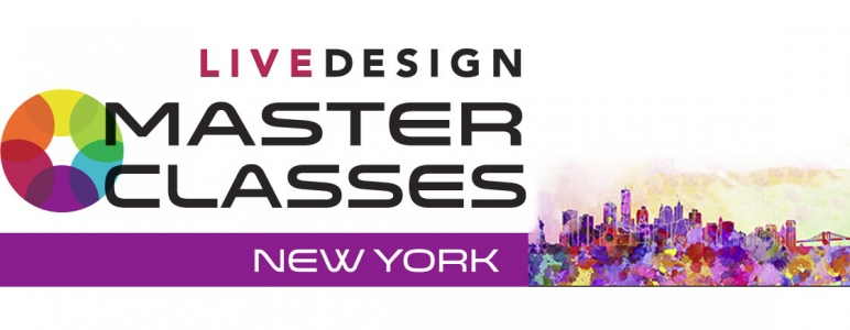 Show Sage co-sponsors New York Master Class Sound on June 5 – 6