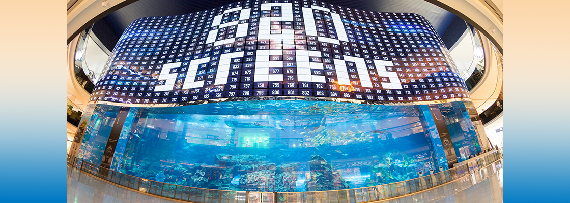 Video Wall in Dubai