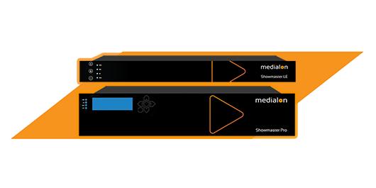 Medialon Servers