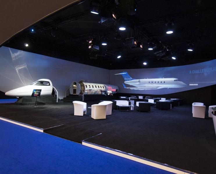 New Learjet